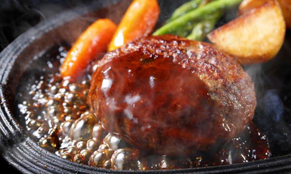 松阪牛の旨味、甘味、香りを凝縮。手軽に味わえる高級ハンバーグ