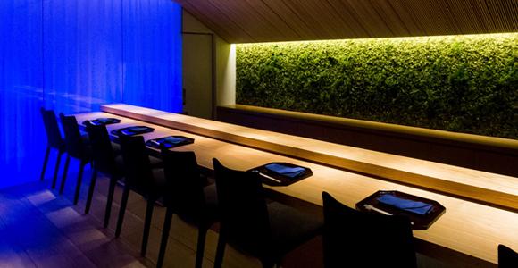 伝統にオリジナルのひと工夫をプラス。新感覚の日本料理店