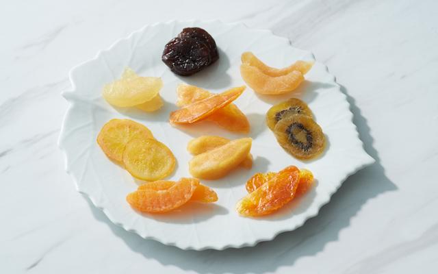 【2019 特選】しっとり新食感。色鮮やかなセミドライフルーツ