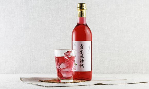 (写真のアイテム)青紫蘇農場株式会社「柚青紫蘇神話」