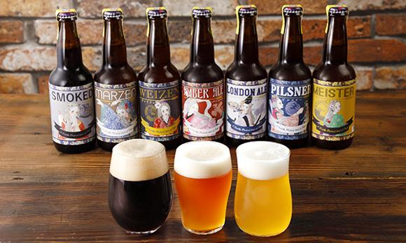 お酒好きなあの人に。喉越しと味わいの違いを楽しむクラフトビール