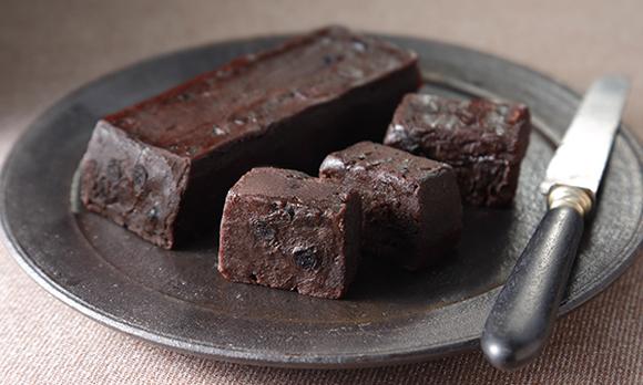あんことチョコレートが好相性! 老舗が作る新しい和菓子
