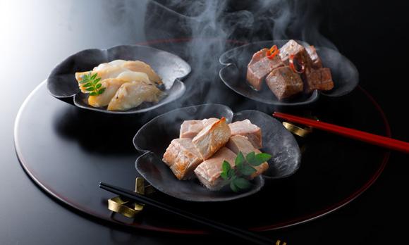 3.人気レストランの手作り。特別感ある「燻製詰め合わせ」