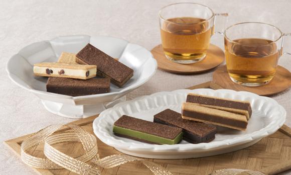 本格ショコラトリーが贈る、進化したチョコレートサンド
