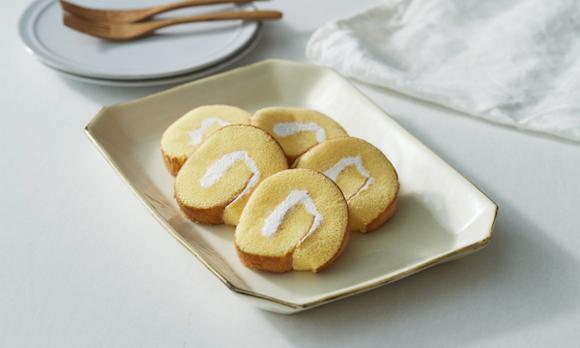 「堂島ロール」の美味しさそのまま! ギフトにぴったりのロールケーキ
