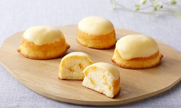 南国育ちのレモンをふんだんに使った、とっておきのレモンスイーツ