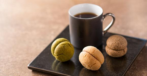 ひとくちサイズのイタリア伝統の焼き菓子
