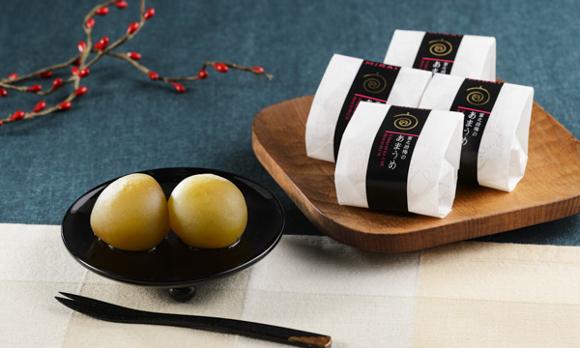 <和歌山県> 塩分0%の梅スイーツ。とろり、とした口当たりが新鮮