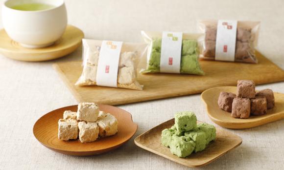 <大阪府> 伝統的な大阪のお菓子に新しさを融合。後引くサクサク食感が美味