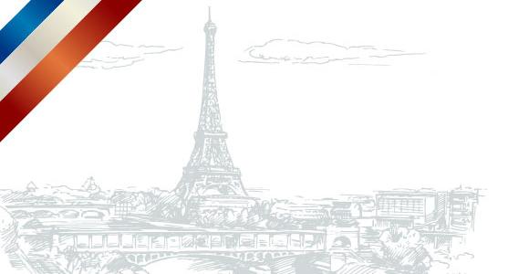 パティシエこだわりの厳選素材で作られた本場フランスの味