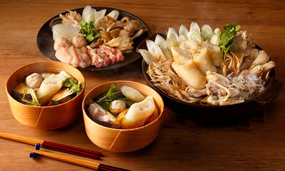 <秋田県>これだけで本格的な「きりたんぽ鍋」が完成するフルセット!