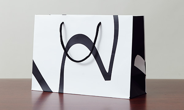 ココシノワの紙袋画像
