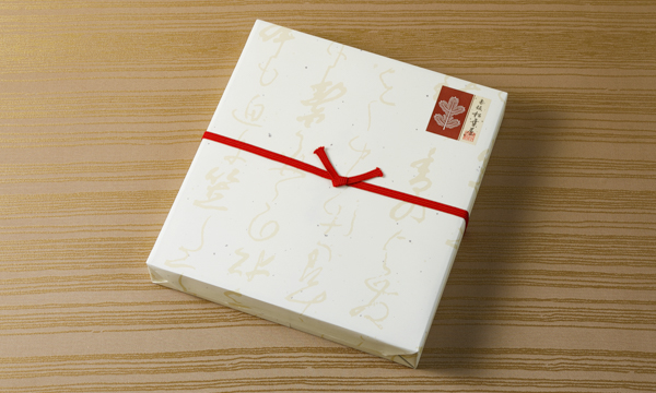 赤坂料亭ごのみお詰合せの包装画像