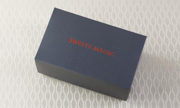 ザ・プレミアム バニラ&和三盆のキャラメルプリン食べ比べセットの包装画像