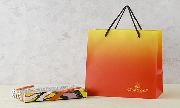 グランプラス プレミアムセレクションの紙袋画像