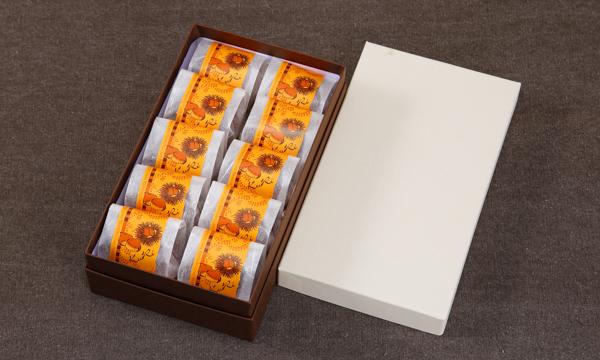 栗ケーキの箱画像