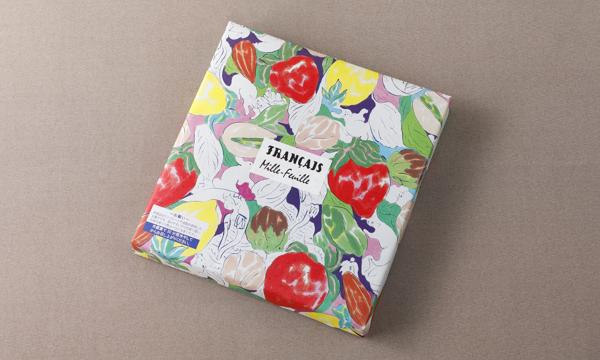 果実をたのしむミルフィユ 果実をたのしむ詰合せの包装画像
