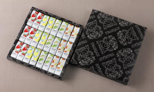 果実をたのしむミルフィユ 果実をたのしむ詰合せの箱画像