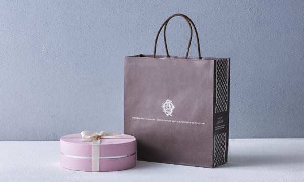 キャトーズ・ジュイエオリジナルの焼き菓子詰合せの紙袋画像
