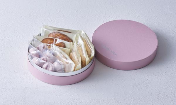 キャトーズ・ジュイエオリジナルの焼き菓子詰合せの箱画像