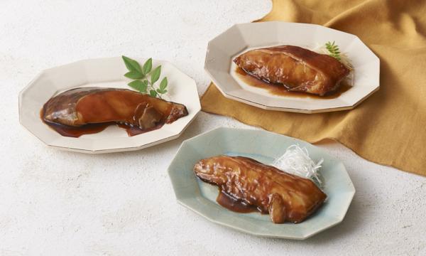 海心讃餐・煮魚セットの内容画像