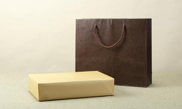 フルーツ甘酒ギフトセットの紙袋画像