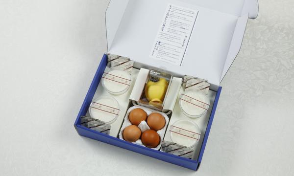 エリゼ光の生プリンの箱画像