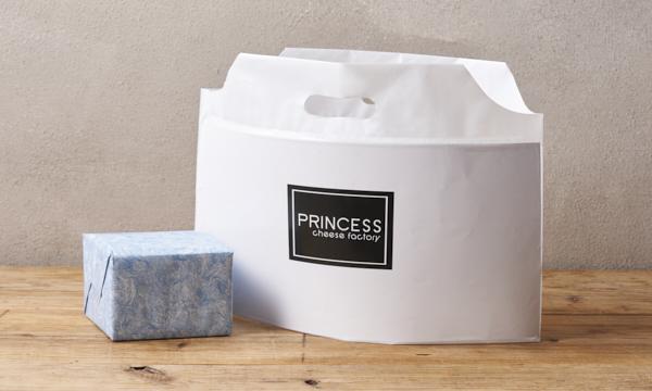 瓶詰めフルーツチーズケーキセットの紙袋画像