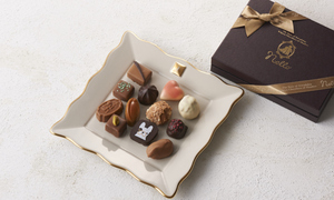 ベルギーチョコレート プラリネアソート12個入り