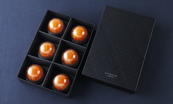 KOHAKU(柿シャーベット)の箱画像