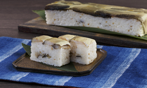 秋田はたはた一本寿司