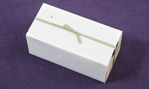 花山椒ちりめん × 椎茸昆布の包装画像