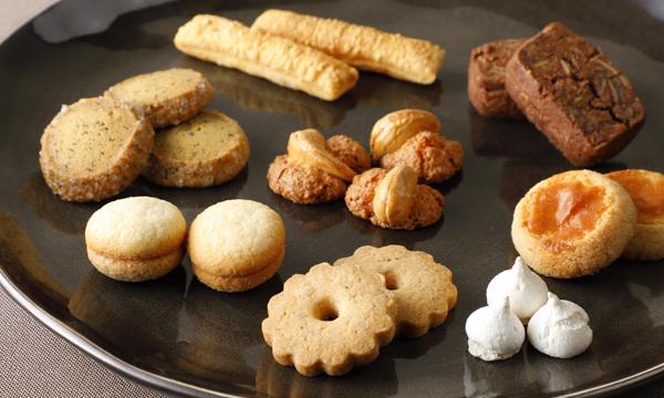 ルポンドシエルオリジナルクッキーの内容画像