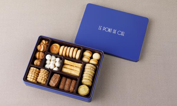ルポンドシエルオリジナルクッキーの箱画像