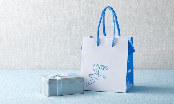 レーズンバターサンドの紙袋画像