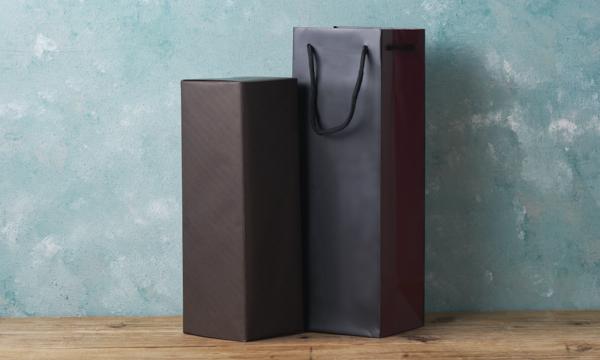 スカーレットティアーズ シルバーラベルの紙袋画像