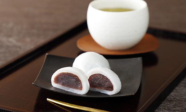 元祖吉野屋 冷凍白玉饅頭の内容画像