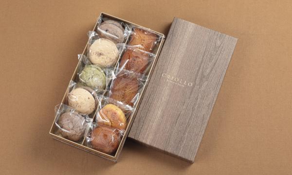 焼き菓子中箱セットの箱画像