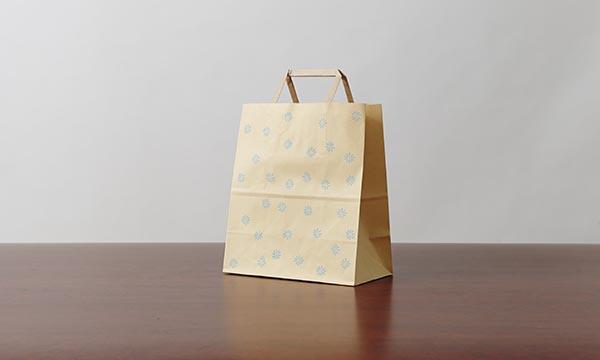 かりんとう丸中缶の紙袋画像