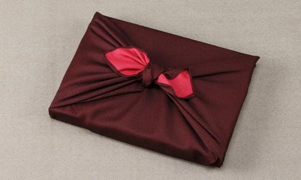 祝菓(ふろしき包み)の包装画像