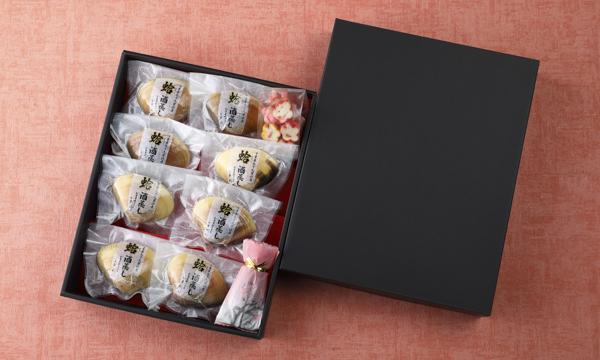 九十九里浜蛤酒蒸しお吸物セットの箱画像