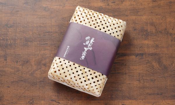 おりーぶ鮎の甘露煮・子持ち鮎の甘露煮食べ比べセットの包装画像
