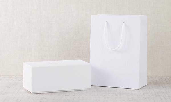 バタフライティー gift boxの紙袋画像