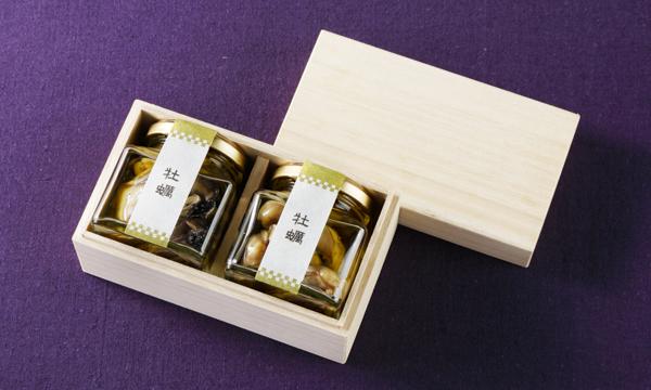 ひとくちの幸せ「牡蠣オイル」の箱画像