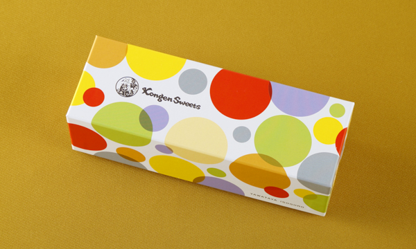 七味マカロンの包装画像