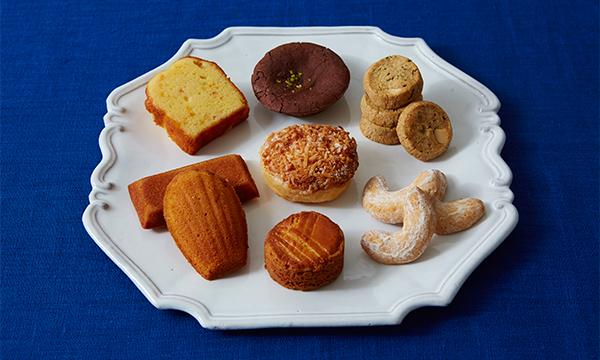 焼き菓子の詰め合わせ Bセットの内容画像