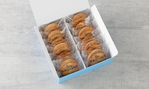 チーズブルトンヌ12個入りの箱画像