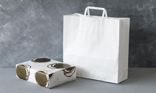 丸虎佃煮ギフト5点セットの紙袋画像