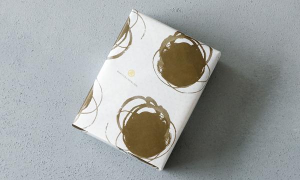 丸虎佃煮ギフト5点セットの包装画像
