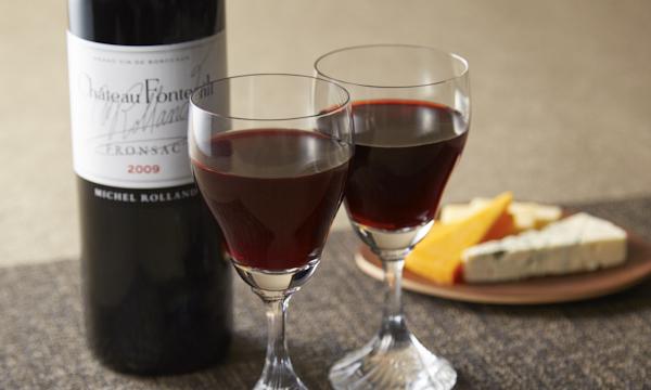 ワイン界のカリスマが手掛ける'本気'を伝えるボルドーワイン・シャトー・フォントニールの箱画像